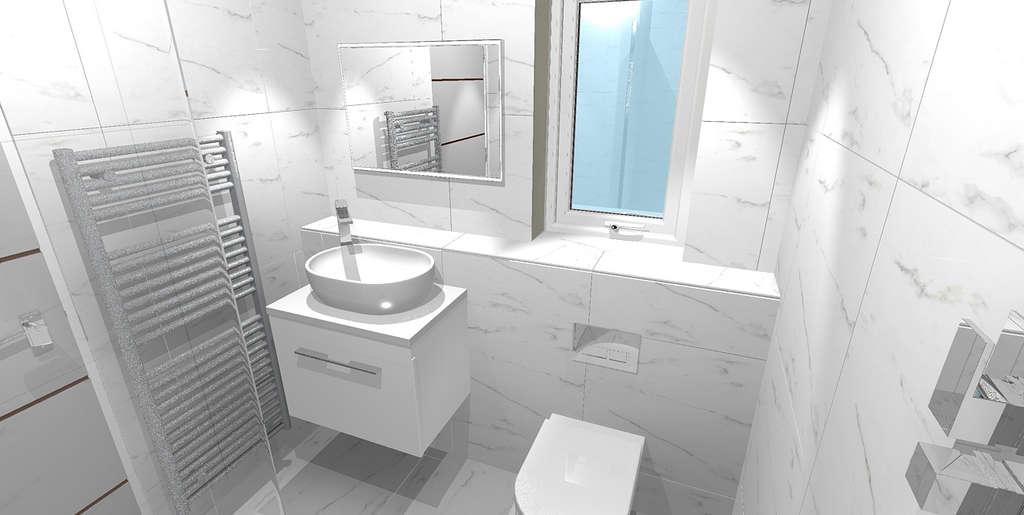 VR Bathroom design in North Shields